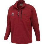 Drake Waterfowl Men's University of South Carolina BreathLite 1/4 Zip Pullover - view number 2