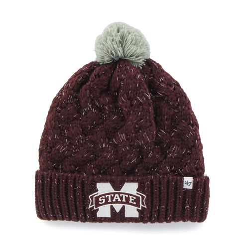 '47 Mississippi State University Women's Fiona Cuff Knit Hat
