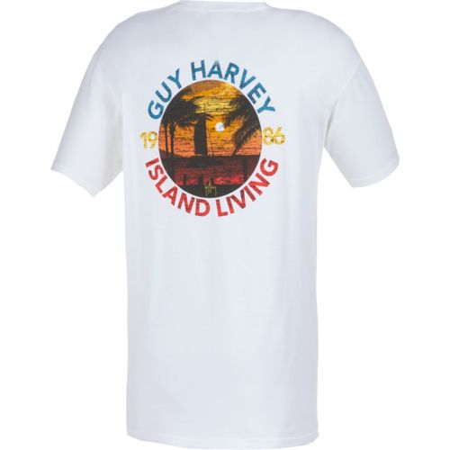 Guy Harvey Men's Island Living T-shirt