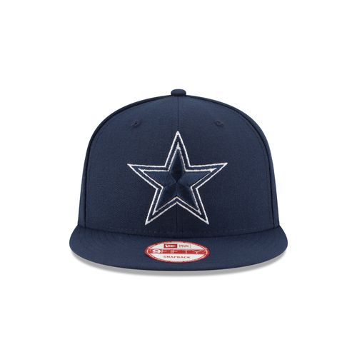 New Era Men's Dallas Cowboys Fresh Side Snap Cap