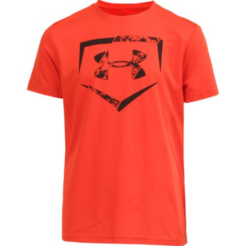 Display product reviews for Under Armour Boys' Diamond Logo T-shirt