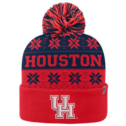 Top of the World Men's University of Houston Subarctic Knit Cap