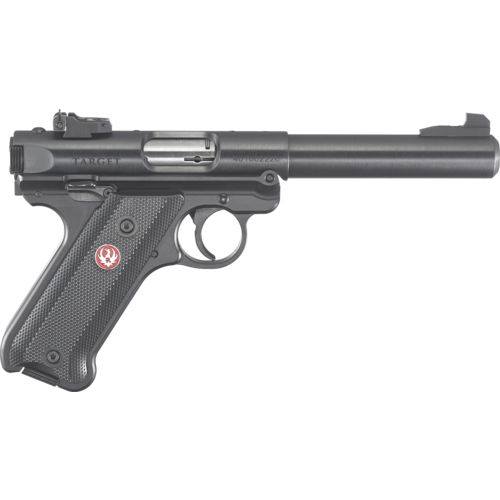 Ruger® Mark IV Target .22 LR Semiautomatic Pistol