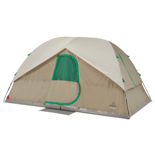 Display product reviews for Magellan Outdoors Shade Creek 8 Person Tent