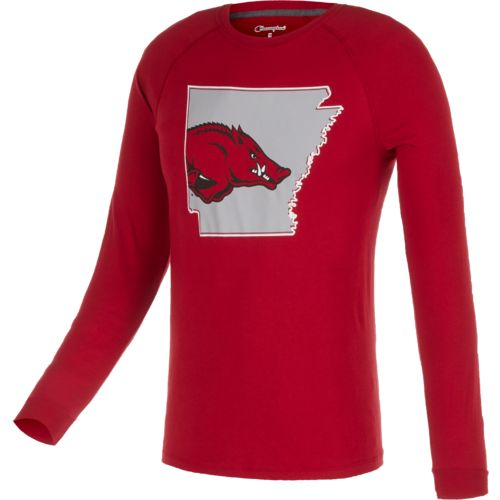 Champion™ Men's University of Arkansas Long Sleeve T-shirt