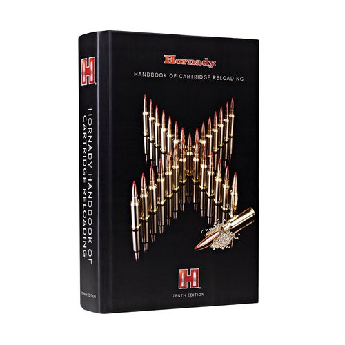Display product reviews for Hornady Reloading Handbook: 10th Edition