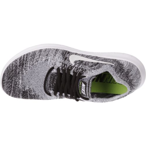 Nike Women's Free Flyknit RN 2 Running Shoes - view number 4
