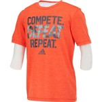 adidas Boys' Complete climalite T-shirt - view number 1