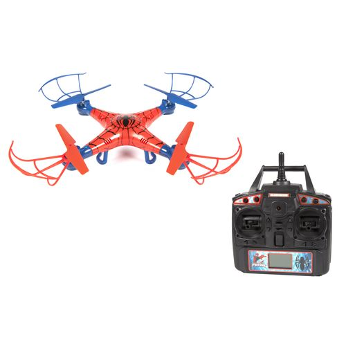 World Tech Toys Marvel Spider-Man Sky Hero 2.4 GHz 4.5 Channel RC Drone