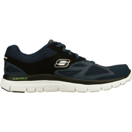 Display product reviews for SKECHERS Men's Flex Advantage Master Plan Training Shoes