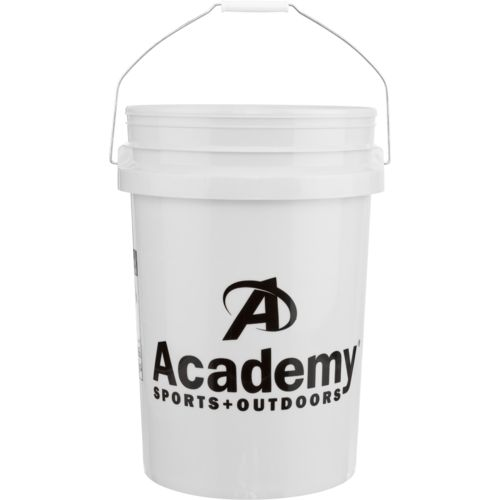 Academy Sports + Outdoors 6-Gallon Bucket