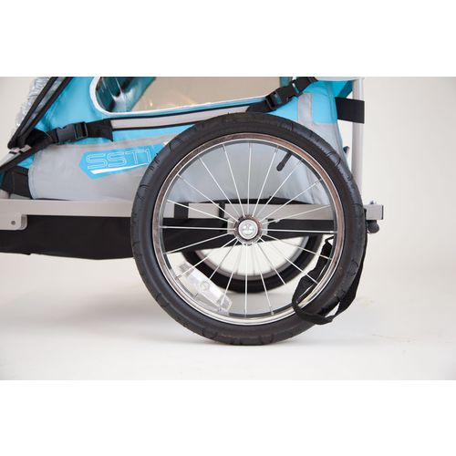 Allen Sports 1-Child Jogger & Bicycle Trailer - view number 3