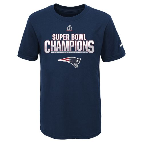 Nike Youth New England Patriots Super Bowl LI Champions Parade T-shirt