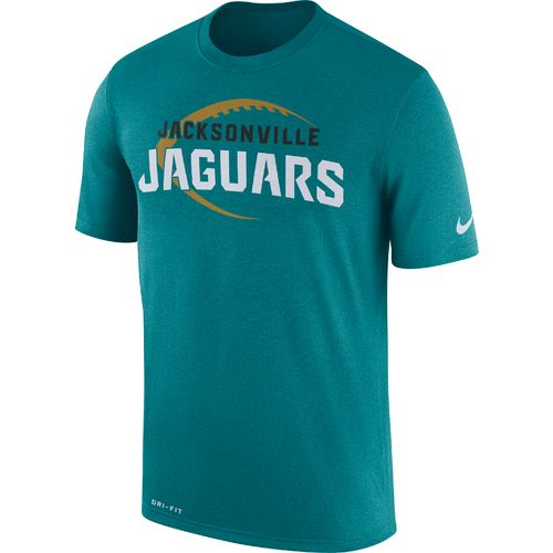 Nike Men's Jacksonville Jaguars Dry Legend Icon Football '17 T-shirt - view number 1