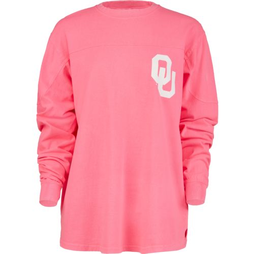 Three Squared Juniors' University of Oklahoma Aloha Big Shirt
