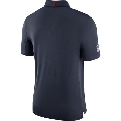 Nike Men's Houston Texans Dry Elite Polo Shirt - view number 2