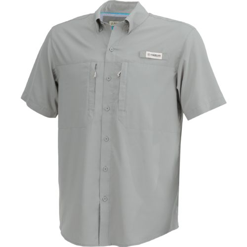 Magellan Outdoors Men's Falcon Bay Short Sleeve Fishing Shirt - view number 3