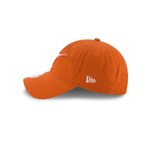 New Era Women's University of Texas Team Glisten 9TWENTY Cap - view number 3