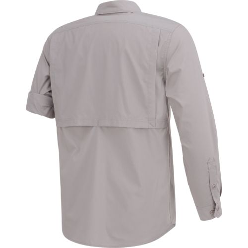 Carhartt Men's Force Ridgefield Solid Long Sleeve Shirt - view number 2