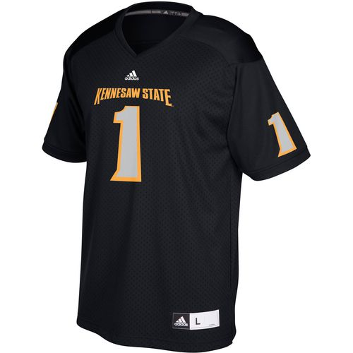 adidas Men's Kennesaw State University Replica Football Jersey