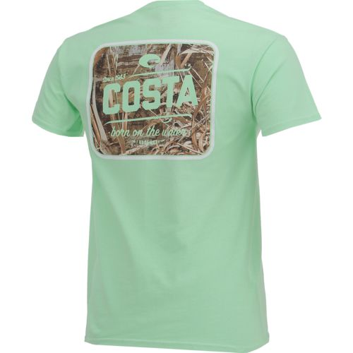 Costa Del Mar Men's Country Camo Short Sleeve T-shirt - view number 2