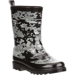 Austin Trading Co. Boys' Digi Camo Rubber Boots - view number 2
