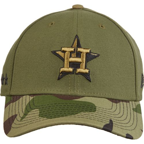 New Era Men's Houston Astros SE17 Memorial Day 39THIRTY Cap