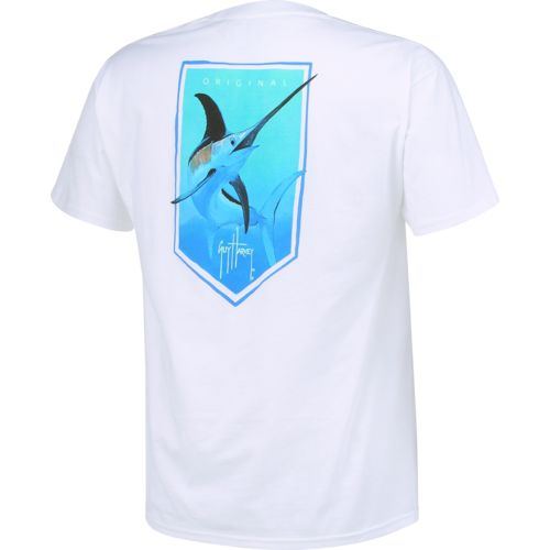 Guy Harvey Men's Saber Pocket T-shirt - view number 2