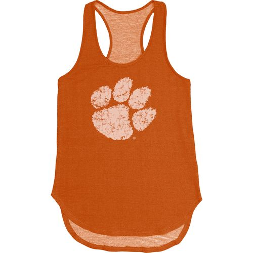 Blue 84 Women's Clemson University Nala Premium Terry Tank Top