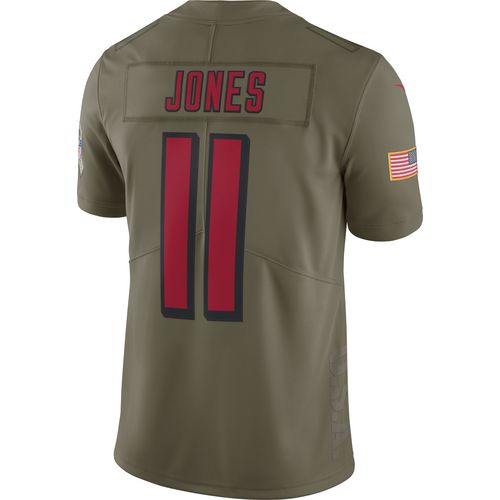 Nike Men's Atlanta Falcons Julio Jones Salute to Service '17 Limited Jersey