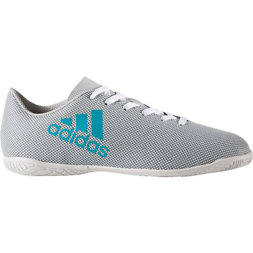 adidas Boys' X 17.4 J Indoor Soccer Shoes