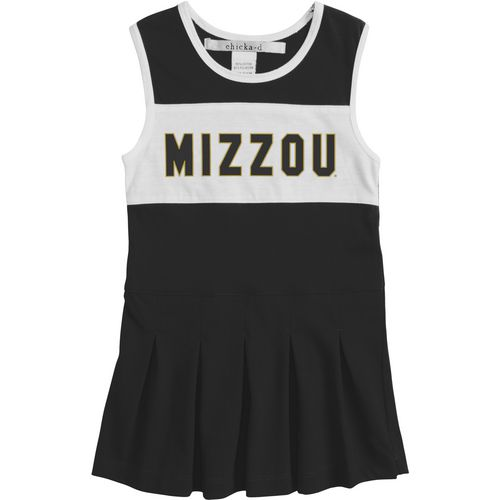Chicka-d Girls' University of Missouri Cheerleader Dress