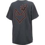 Browning Women's Classic Short Sleeve Graphic T-shirt - view number 2