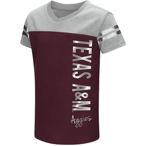 Colosseum Athletics Toddlers' Texas A&M University Cricket T-shirt