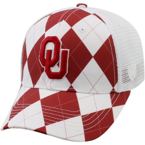 Top of the World Men's University of Oklahoma Get Loud Cap