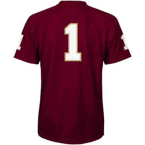 Gen2 Boys' Texas State University Football Jersey Performance T-shirt - view number 2