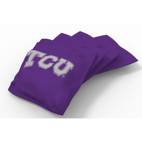 Wild Sports Texas Christian University Beanbag Set - view number 1