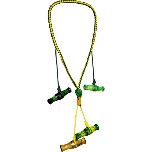 Avian-X Topflight Painted 4-Loop Mallard Lanyard - Hunting Equipment And Accessories, Game And Duck Calls at Academy Sports thumbnail