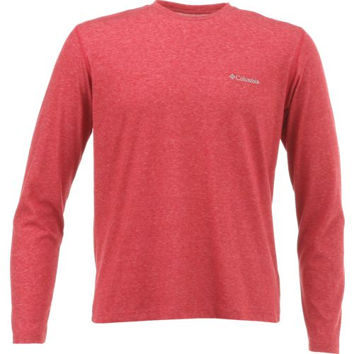 Display product reviews for Columbia Sportswear Men's Thistledown Park Long Sleeve T-shirt