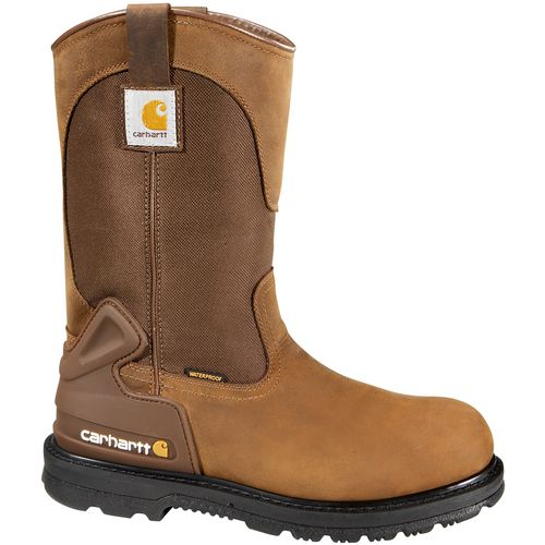 Carhartt Men's 11 in Wellington Safety Toe Work Boots - view number 1