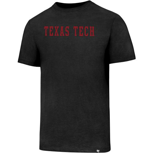 '47 Texas Tech University Wordmark Club T-shirt