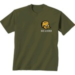 New World Graphics Women's Southeastern Louisiana University Comfort Color Puff Arch T-shirt - view number 2