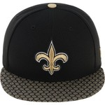 New Era Men's New Orleans Saints Onfield Sideline '17 59FIFTY Cap - view number 1