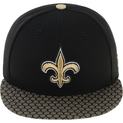 New Era Men's New Orleans Saints Onfield Sideline '17 59FIFTY Cap
