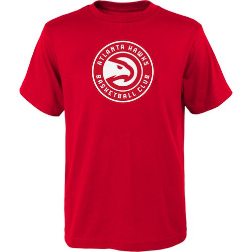 NBA Boys' Atlanta Hawks Primary Logo T-shirt