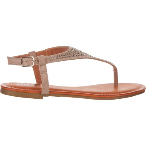 Austin Trading Co. Women's Rhinestone Thong Sandals - view number 1