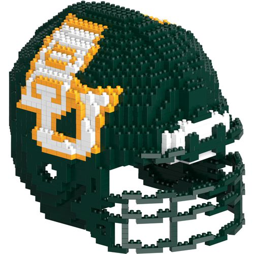 Forever Collectibles Baylor University 3-D BRXLZ Helmet Puzzle