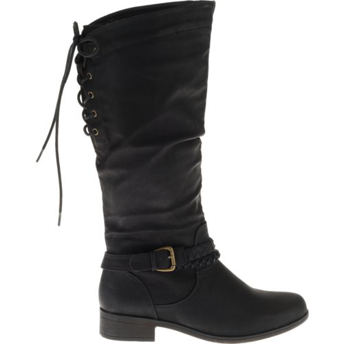 Display product reviews for XOXO Women's Mollie Riding Boots