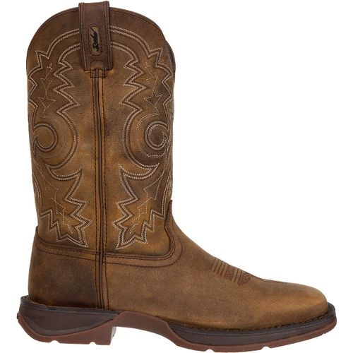 Display product reviews for Durango Men's Square-Toe Pull-On Western Boots