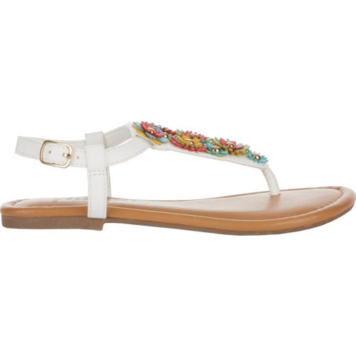 Austin Trading Co. Girls' Floral Sandals